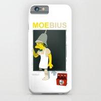 coupling up (accouplés) Moe-bius iPhone 6 Slim Case