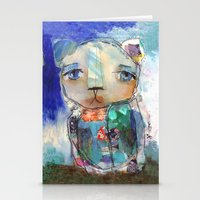 Everything Will Be Okay Stationery Cards