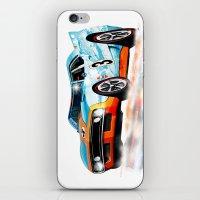 Hot Wheels Camaro iPhone & iPod Skin