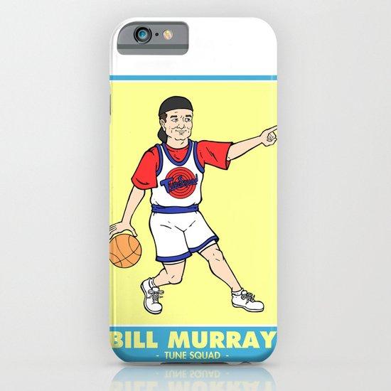 B. Murray Rookie Card iPhone & iPod Case