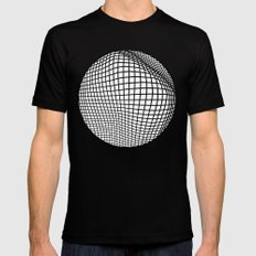 Breakthrough Mens Fitted Tee Black SMALL