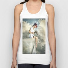 When Dreams Die Unisex Tank Top