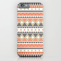 iPhone & iPod Case featuring Navajo Pattern by The Babybirds