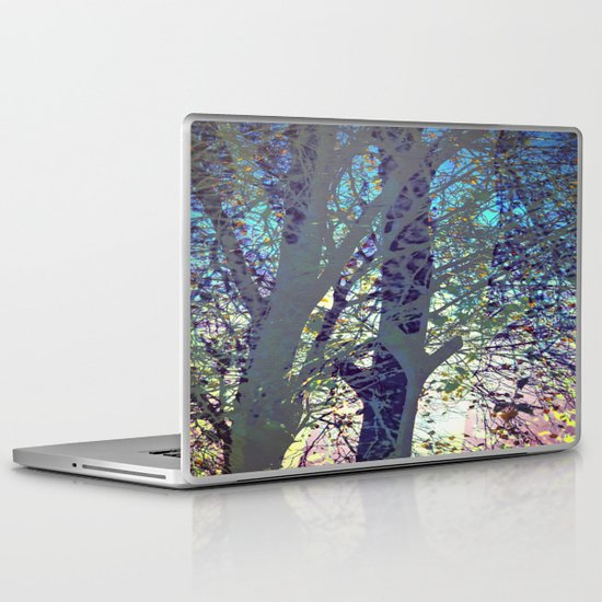 Love tree Laptop & iPad Skin
