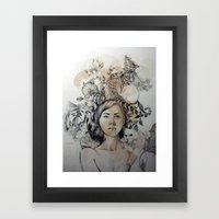 Tigers And Cats Framed Art Print
