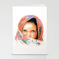 Amazigh Stationery Cards