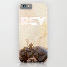 Rey planet iPhone 6 Slim Case