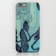 Indigo Vines Slim Case iPhone 6s