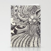 La Lune Stationery Cards