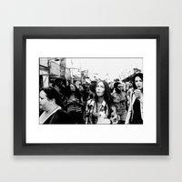 Foire Du Trône, Paris 2… Framed Art Print