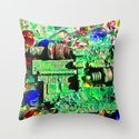 Life Is Complicated Throw Pillow