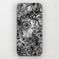 Nightfallen iPhone & iPod Skin
