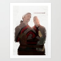 True Detective - After Y… Art Print