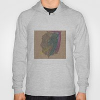 'Abstract Of Your Face' Hoody
