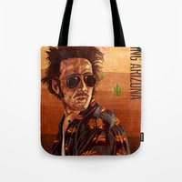 Raising Arizona Tote Bag