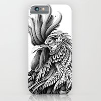Ornately Decorated Rooster iPhone 6 Slim Case