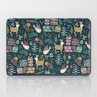Christmas Joy iPad Case