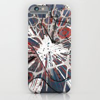 iPhone & iPod Case featuring Abstract Duck Face by akamundo