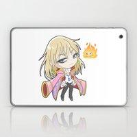 Chibi Howl Laptop & iPad Skin