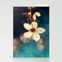 Spring wishes Stationery Cards
