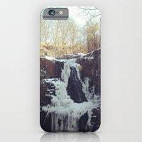 Frozen Waterfall - Winte… iPhone 6 Slim Case