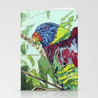 Paint By Numbers Stationery Cards