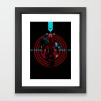 Tron Framed Art Print