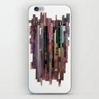 Conveyor Belt iPhone & iPod Skin
