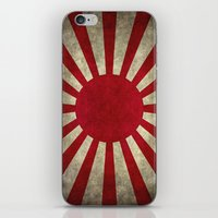 The imperial Japanese Army Ensign Flag iPhone & iPod Skin