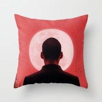 Byronic I Throw Pillow