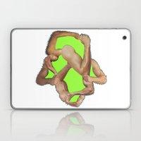 fist pump Laptop & iPad Skin