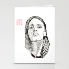 Head #2 Stationery Cards