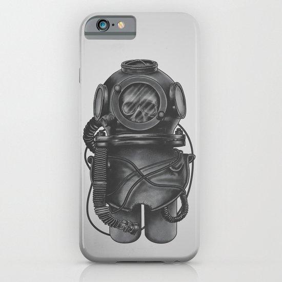 The Dead Diver iPhone & iPod Case