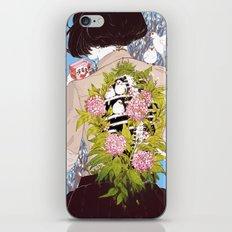 Strawberry Milk iPhone & iPod Skin