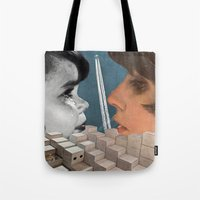 A Wider Echo Tote Bag