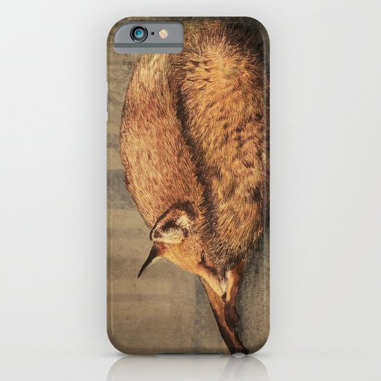A Quiet Place iPhone & iPod Case