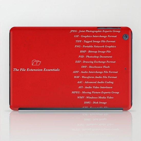 Essentials iPad Case