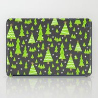 Jolly Forest iPad Case