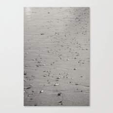 What Remains Canvas Print