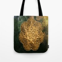 Celtic Gold Tote Bag