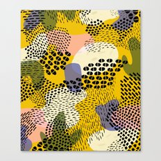 Piña Colada Canvas Print