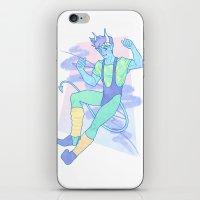 Jazzercise iPhone & iPod Skin