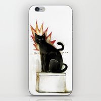 the forgetting game iPhone & iPod Skin