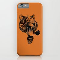 iPhone & iPod Case featuring tiger by sEndro