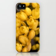 Tiny Yellow Blossoms iPhone (5, 5s) Slim Case
