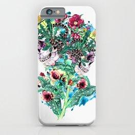 iPhone & iPod Case - Skull BS - RIZA PEKER