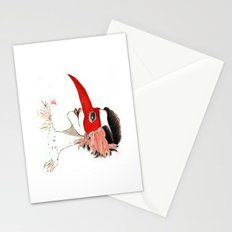 The Masquerade:  The Beak Stationery Cards