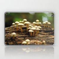 Mini mushrooms Laptop & iPad Skin