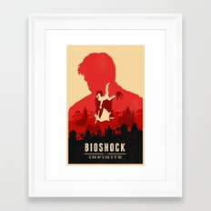 Bioshock Infinite Framed Art Print