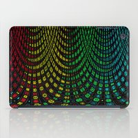 Curtains in abstract iPad Case